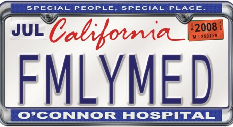 License Plate created in Photoshop